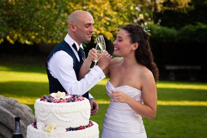 結婚式 クロスハンド