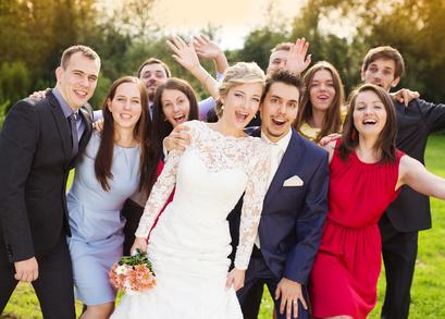 楽しい結婚式二次会